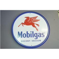 Mobilgas Sign
