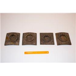 4 - Heavy Steel Rings