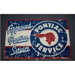 Pontiac Sign
