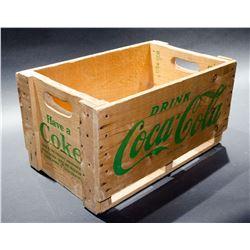 Vintage Coca-Cola Box