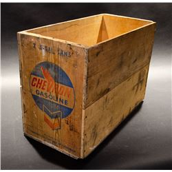 Vintage Chevron Box - Hard to find!