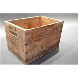 Vintage CIL Ammo Box
