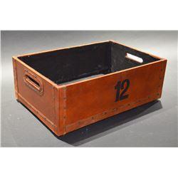 Newr Leather Box