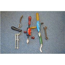 Misc. Vintage tools