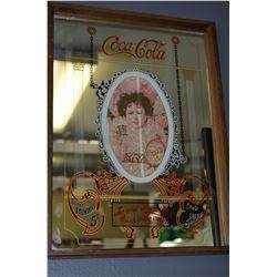Coca-Cola Mirror