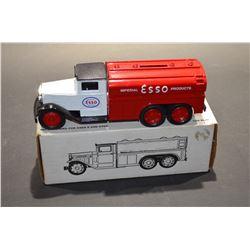Esso Toy Truck