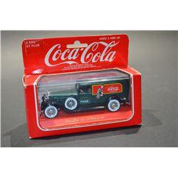 Coca-Cola Toy Truck