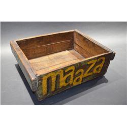 Colourfull Decrotive Wood Box - VERY COOL!