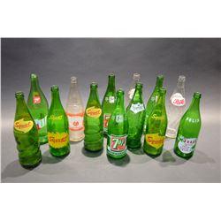 Lot of Old Drink Bottles