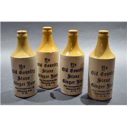 4 - (Vancouver BC) Ginger Beer Bottles