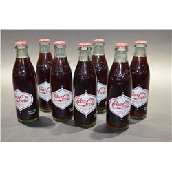 7 - 2008 Collectible Coca-Cola Bottles