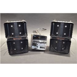 5 - Siren Speakers
