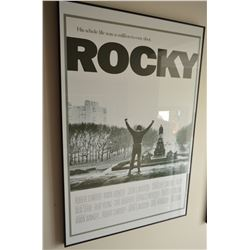 """""""Rocky"""" Poster - Framed"""