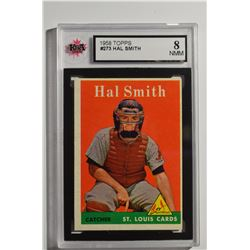 1958 Topps #273 Hal Smith