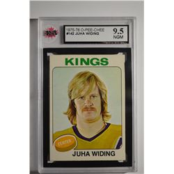 1975-76 O-Pee-Chee #142 Juha Widing