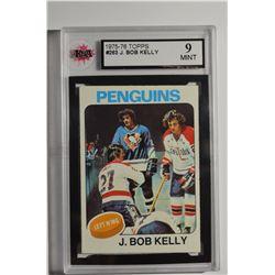1975-76 O-Pee-Chee #263 J. Bob Kelly