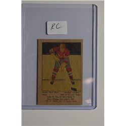 1951-52 Parkhurst #13 Billy Reay RC