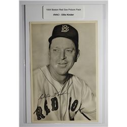 1954 Boston Red Socks Picture Pack - Ellis Kinder
