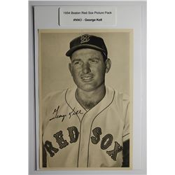 1954 Boston Red Socks Picture Pack - George Kell