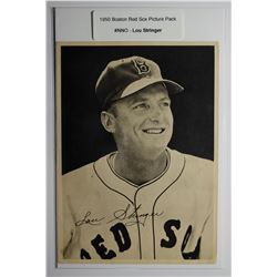 1950 Boston Red Sox Picture Pack - Lou Stringer