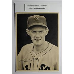 1950 Boston Red Sox Picture Pack - Mickey McDermott