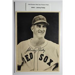 1948 Boston Red Socks Picture Pack - Johnny Pesky