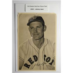 1953 Boston Red Socks Picture Pack - Johnny Lipon