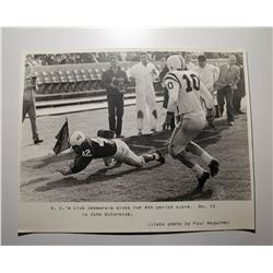 Circa 1950-60's Original Sports Photographs
