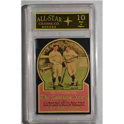 The Sporting News - Collectible Card