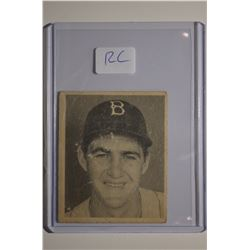 1948 Bowman #41 Rex Barney RC - RARE