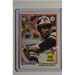 1978 Topps #36 Eddie Murray RC