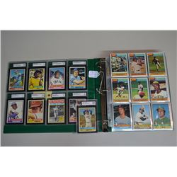 1976 Topps - COMPLETE SET! - 660/660 (Rare) Winfied RC!