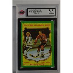 1973-74 Topps #180 Bill White