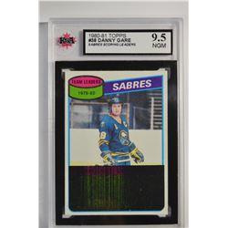 1980-81 Topps #38 Danny Gare TL