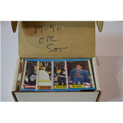 1989-90 OPC Complete Set - Mint