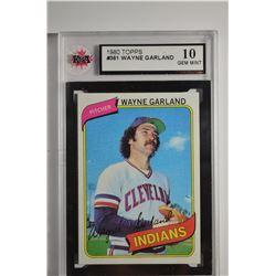 1980 Topps - GEM MINT 10!!