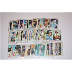 Lot of 1978 Topps - Over 100 Cards