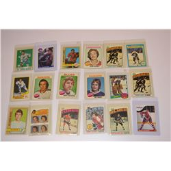 Lot of 18 Vintage Mixed Cards