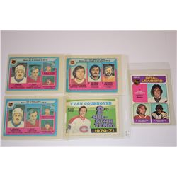 Lot of 5 Vintage Cards