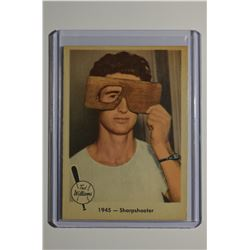 1959 Fleer Ted Williams - (Raw)