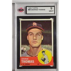 1963 Topps (Graded)