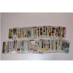 Lot of 100+ 1974 Topps Baseball