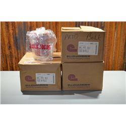 3 boxes - Bulk Food Bags - 12 rolls