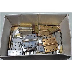 Box of Industrial Hinges