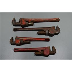 4 - Pipe Wrenches