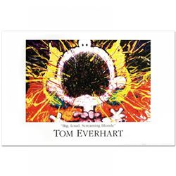 "Posters - ""Peanuts"" Litho's by Master Artist Tom Everhart"