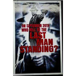 Last Man Standing Poster