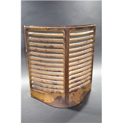 Vintage Tractor Grille