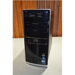 HP PC Descktop - (Model AY602AA-ABL HPE-140f)