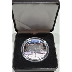 2014 $5 Silver Coin - Hockey